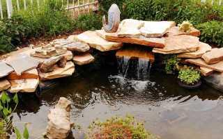 Пруд или садовый водоем