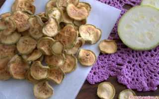 Блюда из сушеных кабачков