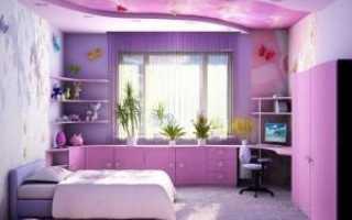 Цветы в детскую комнату полезные