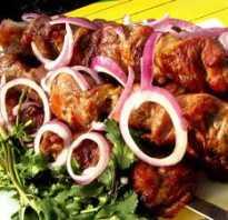 Рецепты шашлыка из свинины по грузински