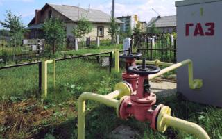 Правила прокладки внутренних газопроводов частных домов