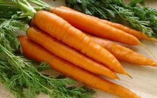 Чем полезна морковка для мужчин