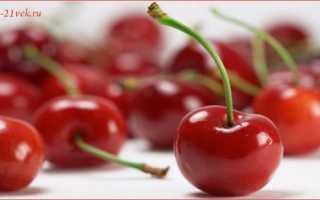 Кора вишни лечебные свойства и противопоказания