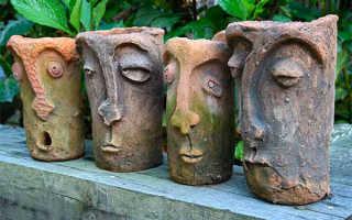Изготовление скульптур из бетона