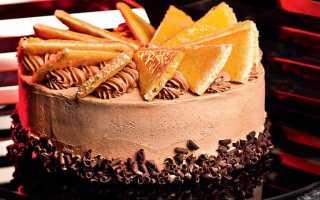 Торт добош классический рецепт