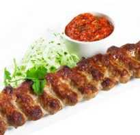 Люля кебаб рецепт на мангале из говядины