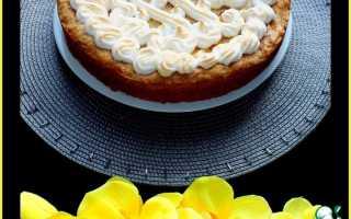 Карамельный пирог рецепт