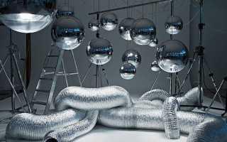 Блеск металла стальная мебель в интерьере фото