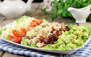 Салат кобб рецепт классический