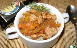 Лагман крымско татарский рецепт