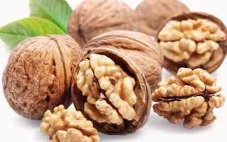 Полезность грецких орехов для мужчин