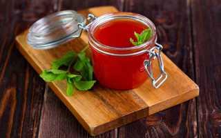 Арбузный мед рецепт