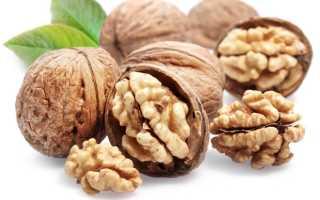 Для чего полезны перегородки от грецких орехов