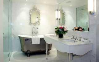 Готовые решения для ванной