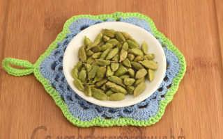 Зеленый кардамон полезные свойства