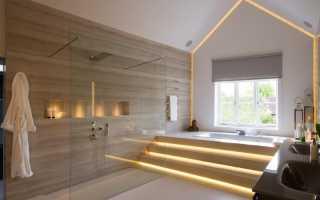 Идеи интерьера отдельного туалета