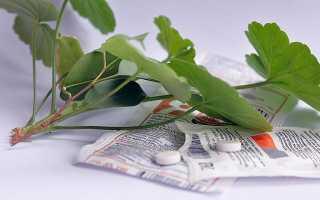 Чем полезна янтарная кислота для растений