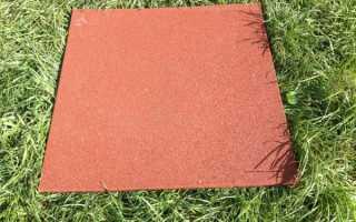 Резиновая плитка мифы и реалии современного тротуарного покрытия
