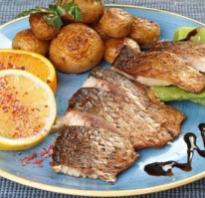 Амур рыба рецепты
