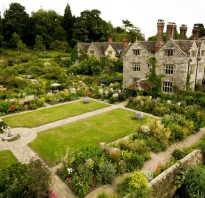 Английский сад ландшафтный дизайн в пейзажном стиле
