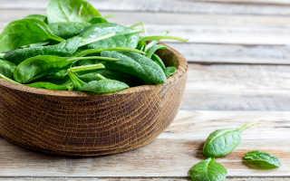 Полезные свойства шпината для организма человека